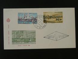 FDC New York 1673-1973 Pont Bridge San Marino Ref 101390 - FDC