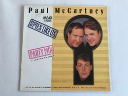 PAUL Mc CARTNEY - Spies Like Us - MAXI 45t - 1985 - FRENCH Press - Disco, Pop