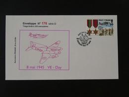 FDC Aviation Veteran Day Isle Of Man 1995 Ref 101397 - Seconda Guerra Mondiale