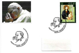 VATICANO - 2011 Beatificazione Di Pope Papa GIOVANNI PAOLO II - 2424 - Papi