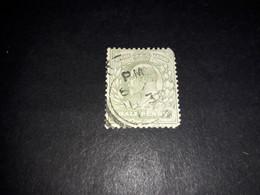 "A10MIX8 GRAN BRETAGNA KING EDWARD VII HALF PENNY ""O"" - Used Stamps"