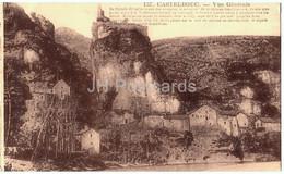 Castelbouc - Vue Generale - 157 - Old Postcard - France - Unused - Non Classificati