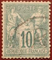 R1311/1094 - SAGE TYPE I N°65 CàD - 1876-1878 Sage (Typ I)