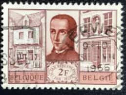 België - Belgique - C2/27 - (°)used - 1965 - Michel 1392 - Jan Berchmans - Cristianesimo