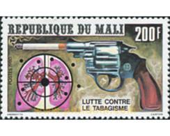Ref. 656265 * MNH * - MALI. 1980. WORLD HEALTH DAY. ANTI-SMOKING CAMPAIGN . DIA MUNDIAL DE LA SALUD. CAMPAÑA ANTI TABA - Mali (1959-...)