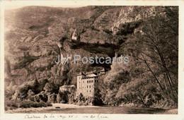 Chateau De La Caze - Vue Des Bords Du Tarn - Gorges Du Tarn - Castle - 6 - Old Postcard - France - Unused - Non Classificati