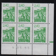 FRANCE  Coin Daté **  Bretagne 2,40  9.05.95  N° Yvert  2949 Neuf Sans Charnière CD - 1990-1999