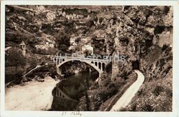 Saint Chely - Gorges Du Tarn - 4 - Old Postcard - France - Used - Saint Chely D'Apcher
