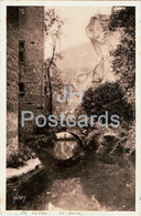 Chateau De La Caze - La Douve - Gorges Du Tarn - Castle - Old Postcard - France - Unused - Non Classificati