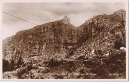 Table Mountain Shewing Cableway Station - Sud Africa