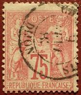 """R1311/1110 - SAGE TYPE I N°71 - CàD """" DIJON CHARGEMENTS """" Du 9 FEVRIER 1883 - 1876-1878 Sage (Typ I)"""