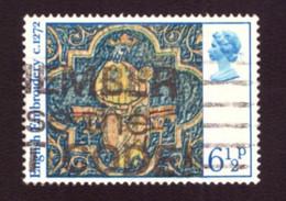 Grande-Bretagne  1976 -  Yt N°813  Christmas Stamp  - TB - - Used Stamps