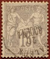 "R1311/1115 - SAGE TYPE I N°66  ➤➤➤ Cachet CONVOYEUR STATION "" SALEUX  20 ROUEN.A "" - 1876-1878 Sage (Typ I)"