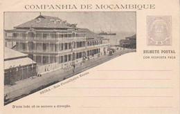 """Mosambik  Beira  """" Rua Conslheiro Ennes """"  Companhia   De Moçambique ( Portugal ) - Mozambique"""