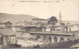 30 - La Grand'Combe - Quartier De La Gare - La Grand-Combe
