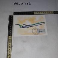 FB11229 FIRENZE 1973 TIMBRO ANNULLO XV GIORNATA DEL FRANCOBOLLO ALITALIA DC 9 - 1971-80: Storia Postale