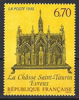 France  Yv 2926 - La Châsse De Saint-Taurin,à Evreux ** - Cristianesimo