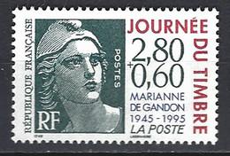 France Yv 2933 -Journée Du Timbre -Marianne De Gandon ** - Giornata Del Francobollo