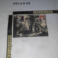 FB11235 FIRENZE 1972 TIMBRO ANNULLO RASSEGNA GASTRONOMICA PRODOTTI TIPICI 1'' MOSTRA ETICHETTE VINO CHIANTI - 1971-80: Storia Postale
