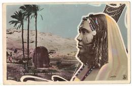 AFRIQUE EGYPTE EGYPT ASSIOUT : ILLUSTRATEUR SIGNE LEKEJIAN VUE GENERALE - HAUTE EGYPTE - Asyut