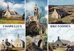 BRETAGNE CHAPELLES Bretonnes - Chiese E Cattedrali
