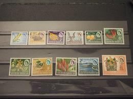 RHODESIA -  1964 PITTORICA  11 VALORI - NUOVI(++) - Rhodesia (1964-1980)