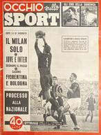Settimanale - Occhio Sullo Sport N. 8 - Anno I - 4 Ottobre 1954 - Altri