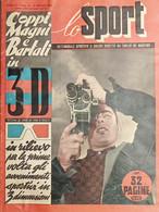 Settimanale Sportivo A Colori Di Emilio De Martino - Lo Sport N. 32 - 1953 - Altri