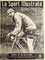 Settimanale - Lo Sport Illustrato N. 16 - Bartali, Più Che Mai Di Ferro - 1950 - Altri