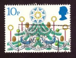 Grande-Bretagne  1980 -  Yt N°959  Christmas Stamps  - TB - - Used Stamps