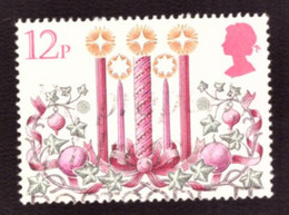 Grande-Bretagne  1980 -  Yt N°960  Christmas Stamps  - TB - - Used Stamps