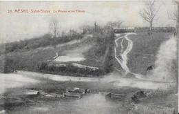 MESNIL - SAINT - BLAISE ..-- WARAU Et Les TILLEULS . 1914 Vers MOHON ( Mme PIROT?? ) . Voir Verso . - Houyet