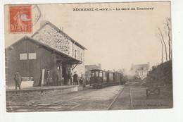 BECHEREL - LA GARE DU TRAMWAY - 35 - Bécherel
