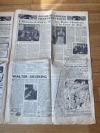 LE JOURNAL MUSICAL FRANCAIS  19/11/1953  LETTRE A HENRI DUTILLEUX  LES PRIX DE ROME VISAGE MUSICAL DU BRESIL ECT... - Musica