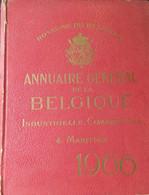 Annuaire De La Belgique Industrielle Et Commerciale Et Maritime - 1966 - Adresboek Telefoonboek Industrie Publiciteit - Storia