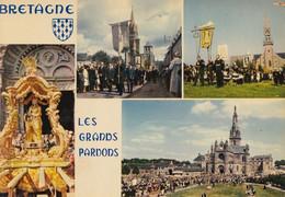 BRETAGNE RELIGION Les Grands PARDONS - Chiese E Cattedrali