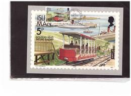 TEM15148  -   ISLE O FMAN  10.2.1988   /   FDC   12  MAX,CARDS   MICHEL NR.  351/361 - Treni