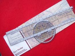 JEPPESEN SANDERSON PJ-1 PLOTTER - GPS/Aviazione