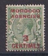 MAROC  Marocco  Agencies  1917  1924  King  George V Timbre  3 Centimes  Neuf ** MNH - Morocco Agencies / Tangier (...-1958)