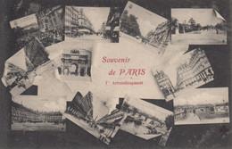 SOUVENIR DE PARIS 1er Arrondissement - Panorama's