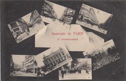 SOUVENIR DE PARIS 2eme  Arrondissement - Panorama's
