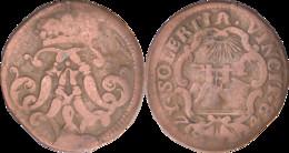 Allemagne - Comté De Wied-Neuwied - 1748 - 1/4 Stuber - Friedrich Alexander - SOLERTIA VINCIT - RARE - H096 - Taler & Doppeltaler