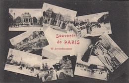SOUVENIR DE PARIS  VI Arrondissement - Panorama's