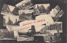 SOUVENIR DE PARIS V Arrondissement - Panorama's