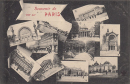 SOUVENIR DE PARIS VII Arrondissement - Panorama's