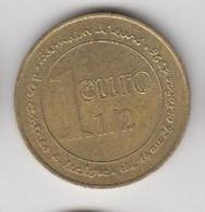 1 EURO 1/2 1996 - Professionnels / De Société