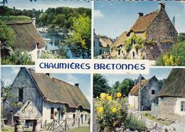 BRETAGNE CHAUMIERES De Bretagne - Altri