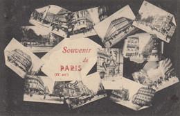 SOUVENIR DE PARIS IX Arrondissement - Panorama's