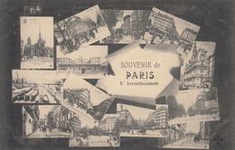 SOUVENIR DE PARIS X Arrondissement - Panorama's