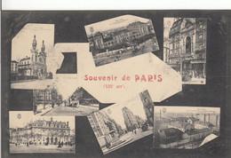 SOUVENIR DE PARIS XIII Arrondissement - Panorama's